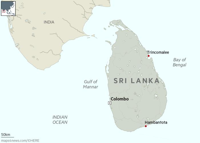 China signs 99-year lease on Sri Lanka's Hambantota port | Financial