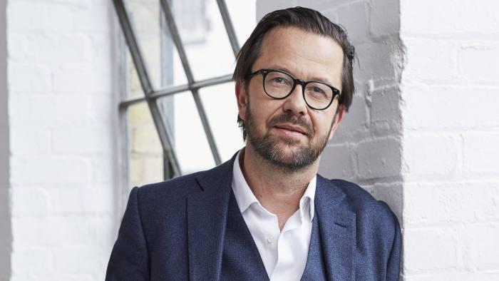 Geoff Van Sonsbeeck, CEO of Isabella Oliver