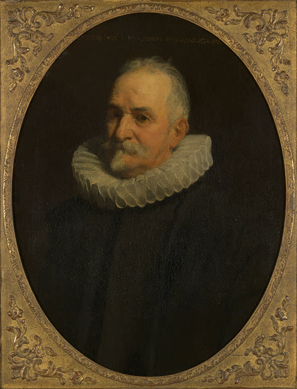 'Portrait of a Seventy-Year-Old Man' (1613)