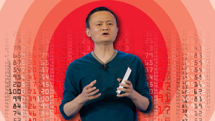 Alibaba taps user data to drive growth spurt | Financial Times