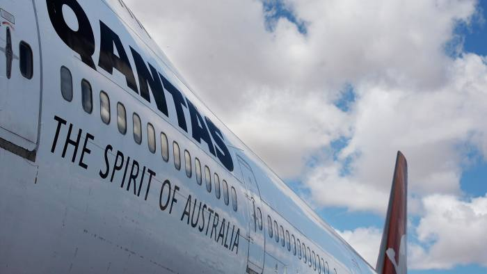 6c94219d Qantas to remain Australian but foreign ownership limits eased ...