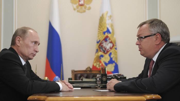 Cashflow and the Kremlin | Financial Times