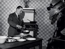 Chef Marcel Boulestin