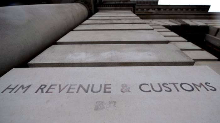 """epa01743432 The HM Revenue & Customs building in Whitehall, London, Britain, 27 May 2009. Downing Street has said that ministers named in the Daily Telegraph """"appear to have honoured their tax liabilities"""". More than 40 Labour ministers were reimbursed for help with tax returns. HMRC is understood to be looking at MPs' tax returns. EPA/ANDY RAIN"""