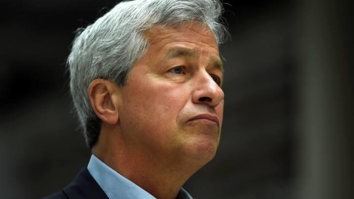 JPMorgan chief executive Jamie Dimon