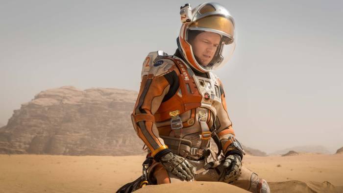 The Martian film still Matt Damon PR SHOT