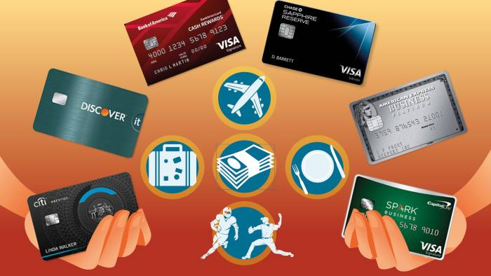b322d8c5ae1d Credit card providers fight to stay top of your wallet