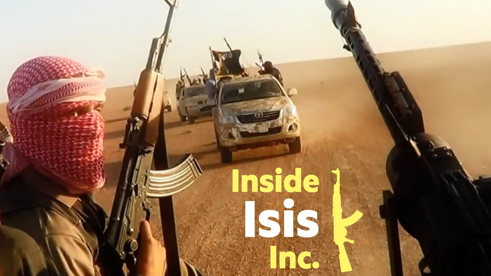 Isis: The munitions trail   Financial Times
