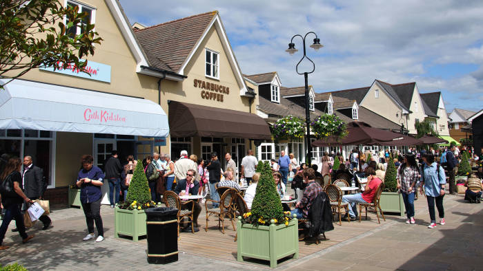 Bicester Village designer shopping outlet is popular with overseas shoppers  and is a big employer in the town 861f5c60f6760