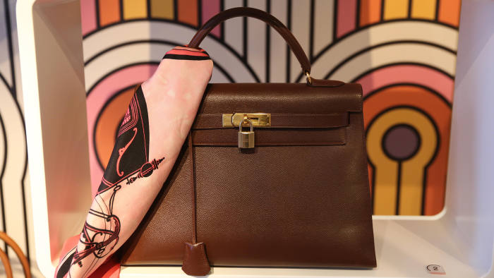 8224f40ff83a Handbags hold a rare attraction for investors | Financial Times