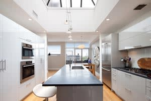 The kitchen of 152 Withers Street