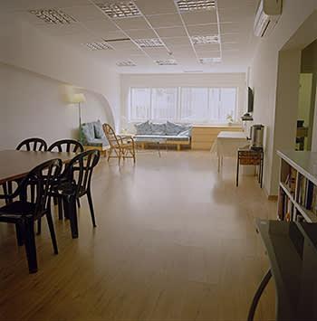 The Hillel office in Jerusalem