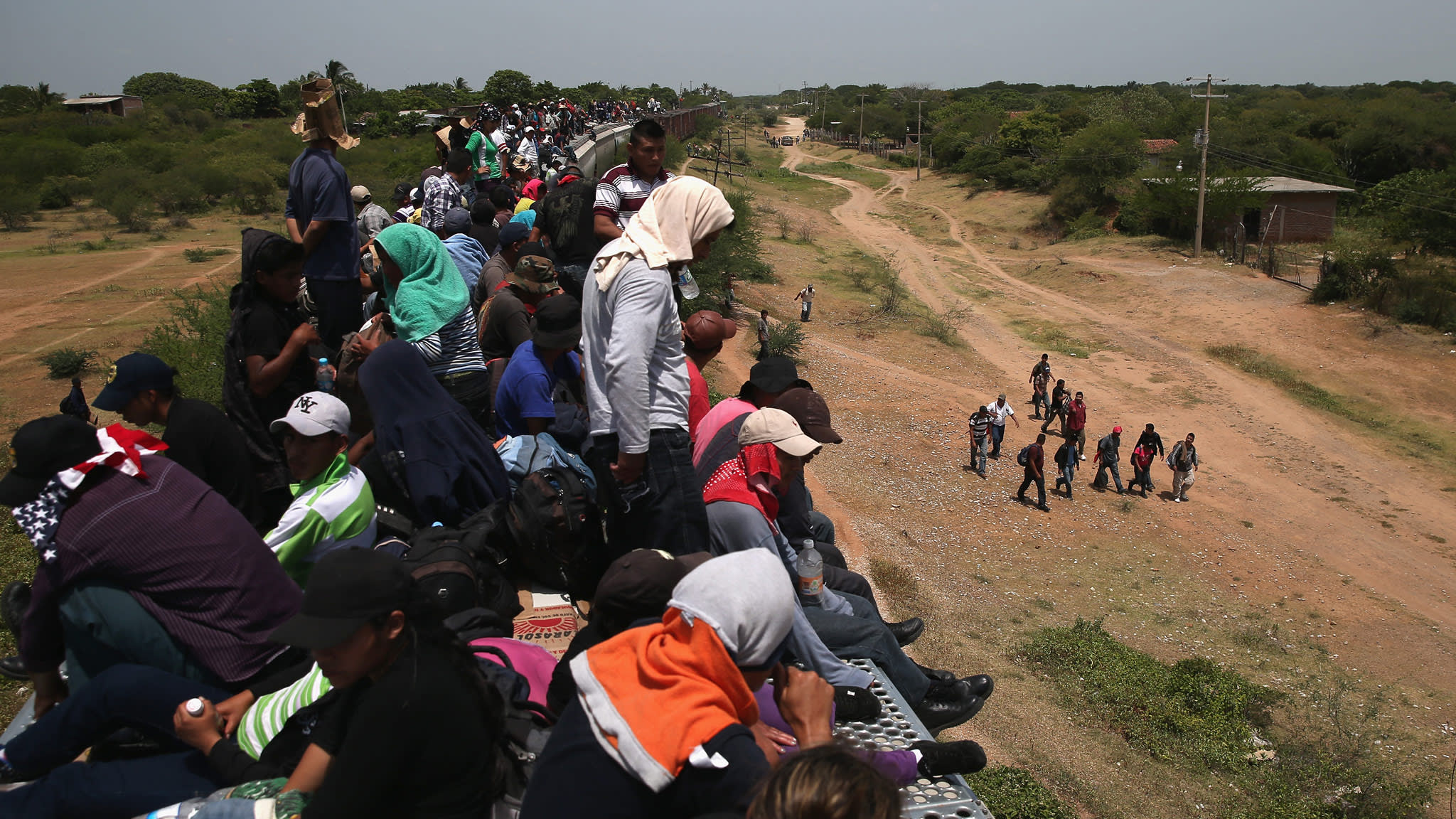 Hope and peril on Mexico's border | Financial Times