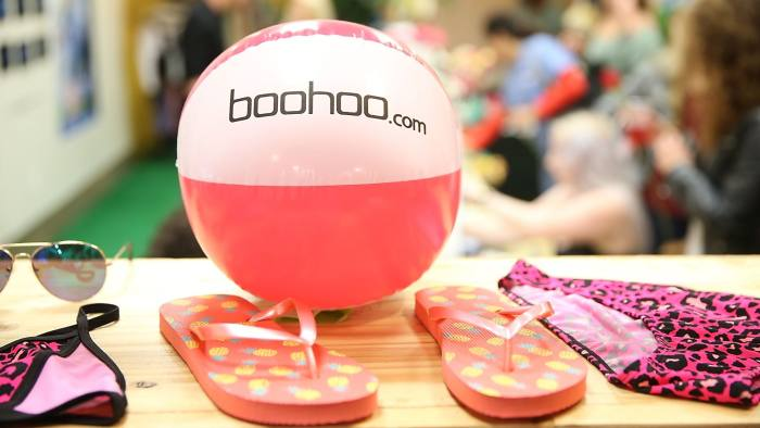 2e4bf7fc07 Boohoo has 4.5m active customers, 28% higher than the same period last year