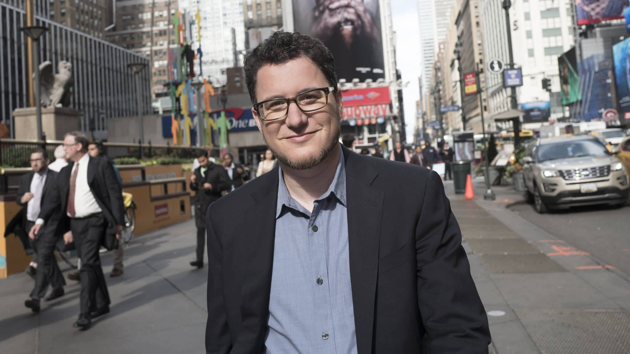 Meet Eric Ries — reluctant start-up guru who sparked a movement | Financial Times