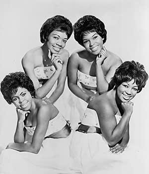 The Shirelles (1961)