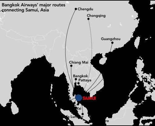 Bangkok Airways explores next \'boutique routes\' | Financial ...