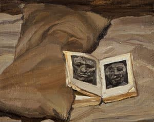 Lucian Freud's Still Life with Book'