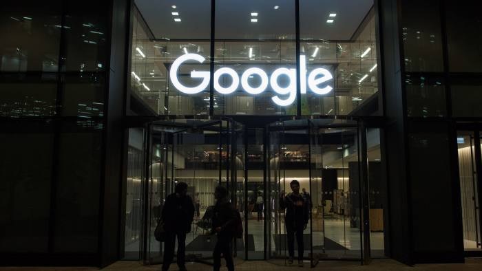 Google sales poised to overtake Microsoft in changing of the