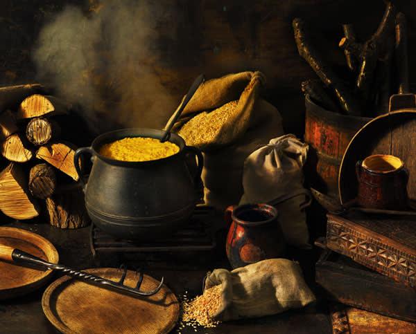 Heston Blumenthal's rice and flesh