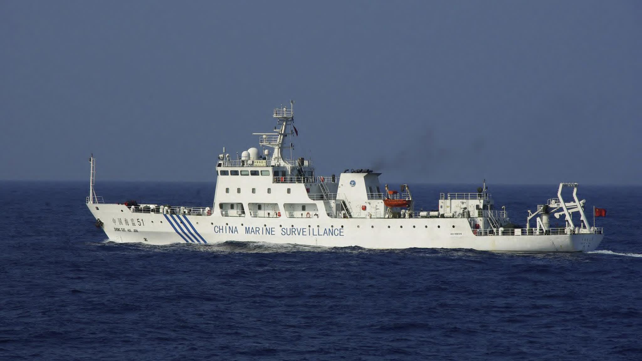 China training for 'short, sharp war', says senior US naval officer | Financial Times