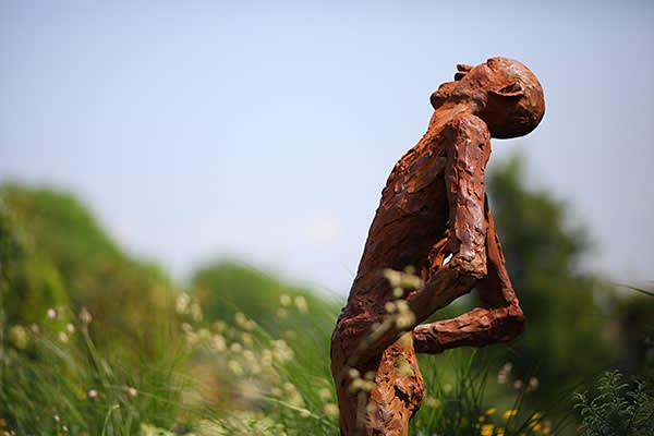 Sculpture by John O'Connor