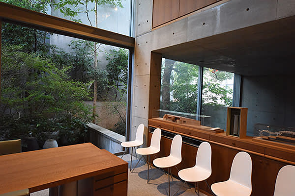 At Home with Tadao Ando