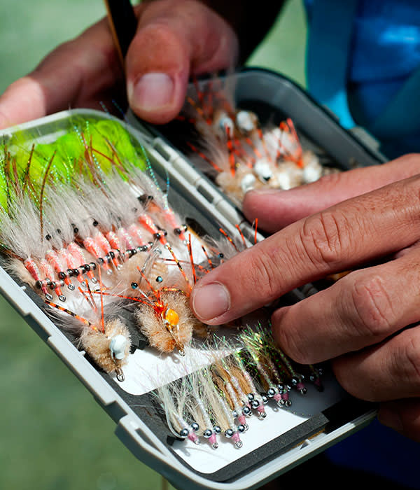A fly-fishing heaven in the Seychelles   Financial Times