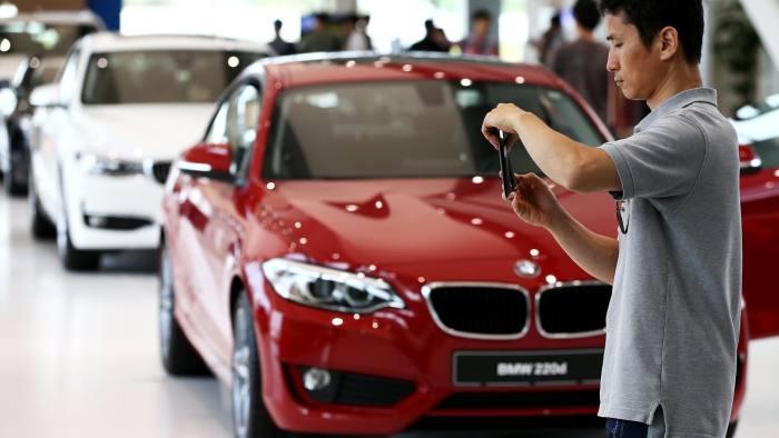 Nissan Bmw And Porsche Face South Korea Sales Ban Financial Times
