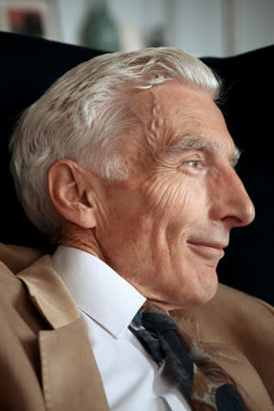 Martin Rees photographed at the Royal Society in London in August