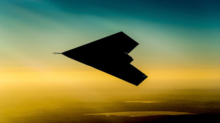 Clear-skies thinking: the prototype Tanaris stealth drone is being designed by BAE Systems and expected to be in use from 2030