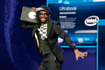Will.i.am was appointed director of creative innovation for tech company Intel in 2011