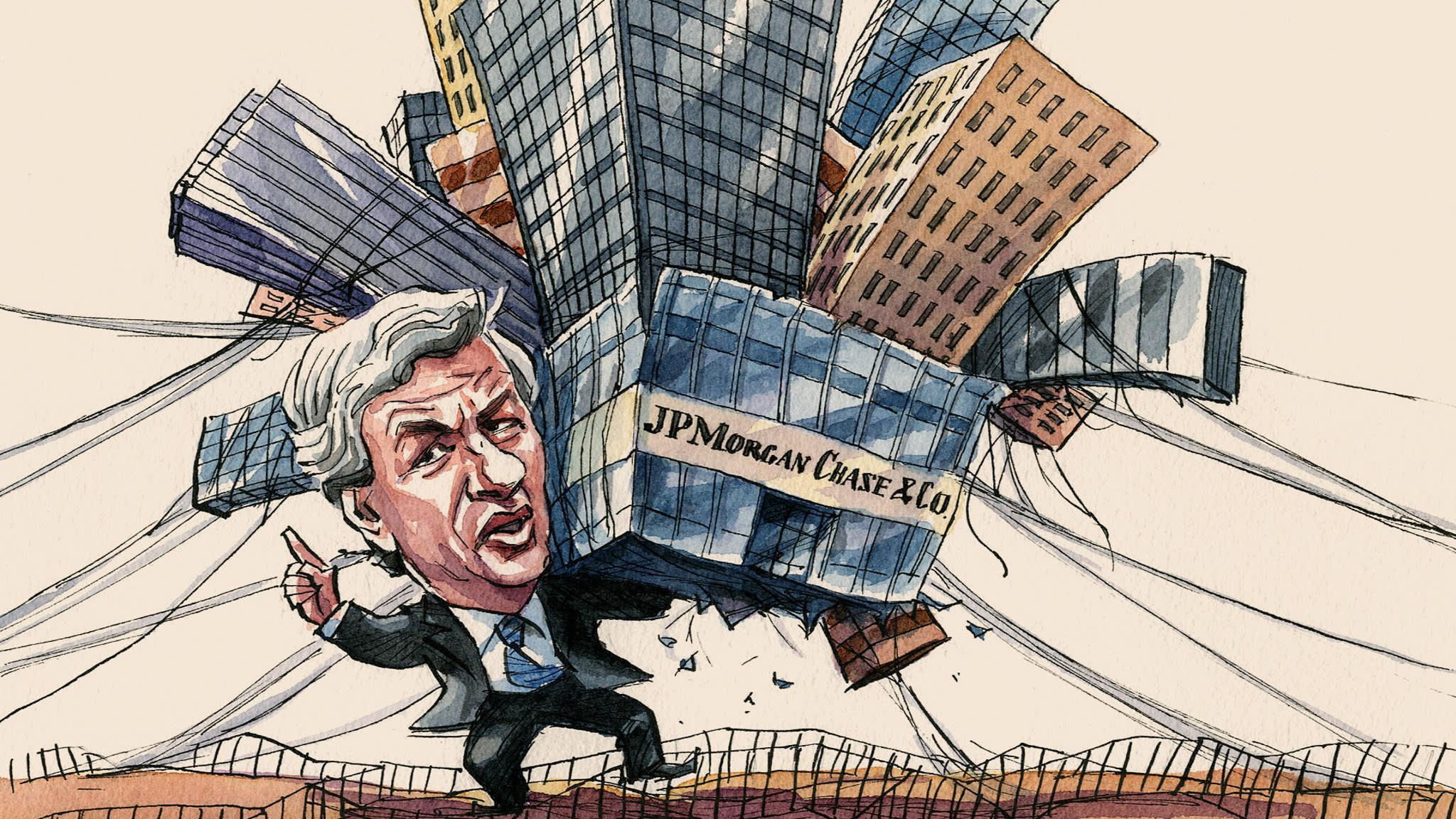 JPMorgan has made itself a target for regulators | Financial Times