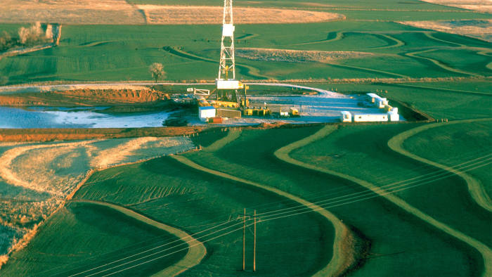 Oklahoma's oil and gas industry