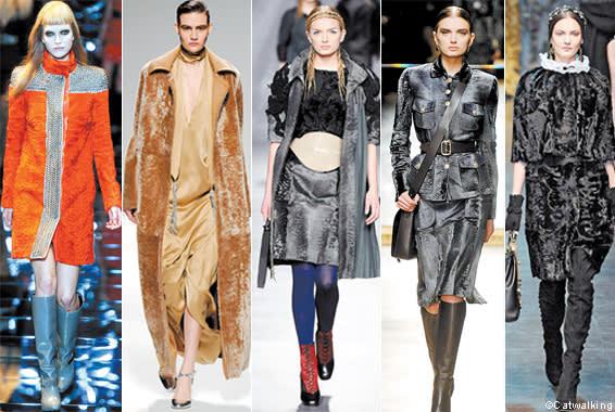 Versace, MaxMara, Fendi, Ferragamo, Dolce & Gabbana