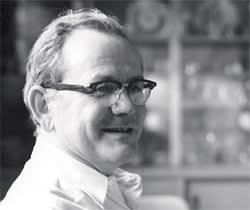 Ecologist Garrett Hardin