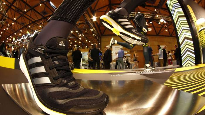 pretty nice c227c f7908 Adidas shares boost proves shortlived