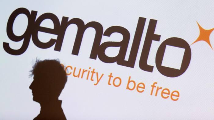 Gemalto accepts Thales €4 8bn cash offer   Financial Times