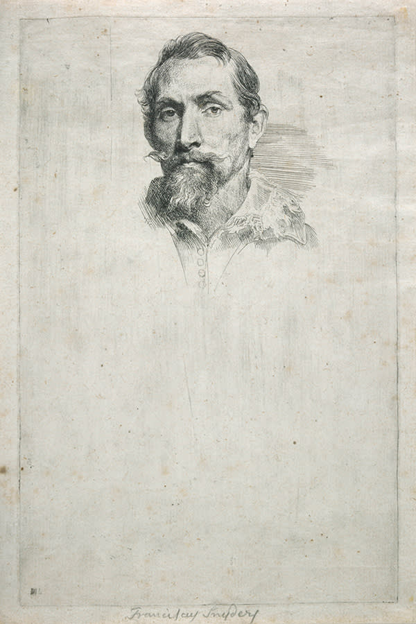 'Frans Snyders' (circa 1627–35)