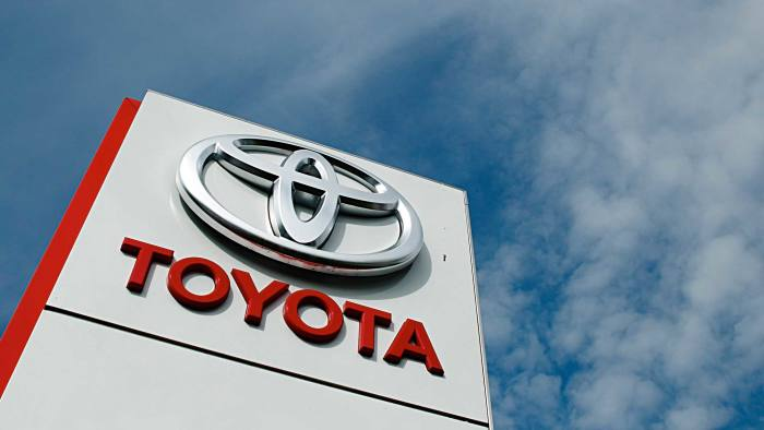 Toyota's gamble on the Prius | Financial Times