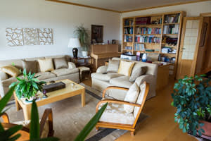 Gianotti's sitting room