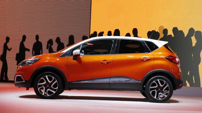 Renault to correct vehicles' emissions through software