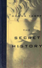 Cover of 'The Secret History'