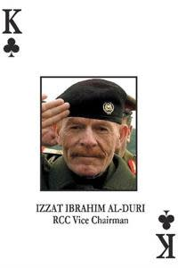 Douri was branded 'King of clubs' on a US list of most-wanted Iraqis