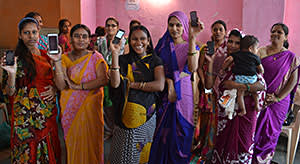 Smartphone health advice in Mumbai