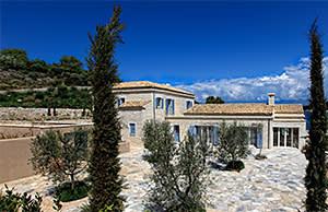 Votana Beach Villa, Corfu, Greece