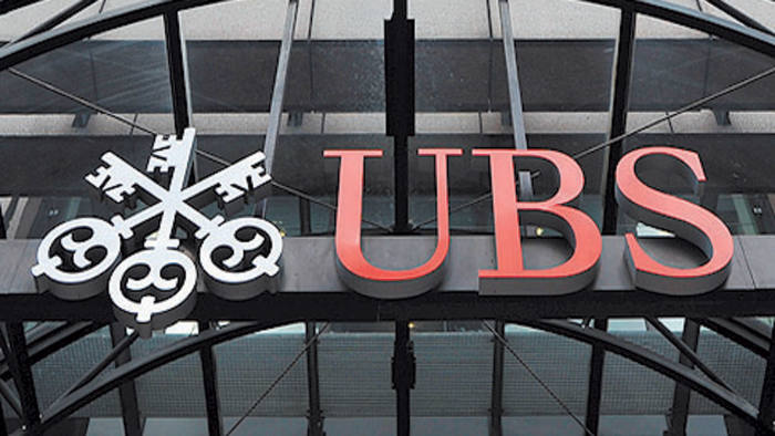UBS headquarters in London
