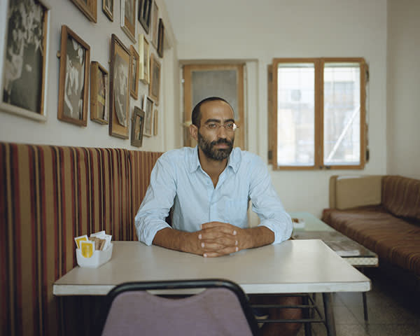 Shlomi Hatuka, co-founder of Amram, an NGO helping to research the Yemenite Children Affair
