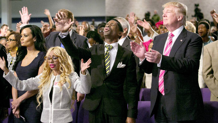 How the Bible Belt lost God and found Trump | Financial Times