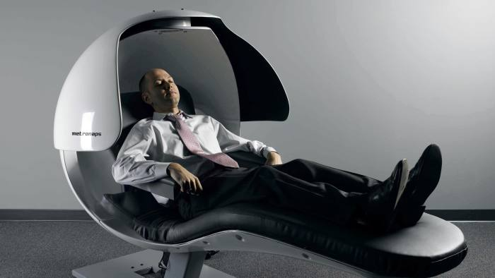 Metro Naps Energy Pod as used by Google